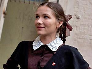 Актриса Анастасия Веденская в фильме «Бедные родственники».