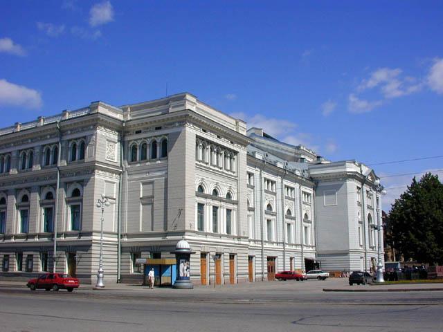 Консерватория имени Николая Римского-Корсакова, Санкт-Петербург