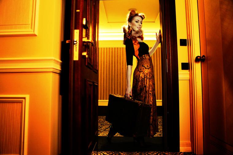 IQ dress, осень-зима 2013