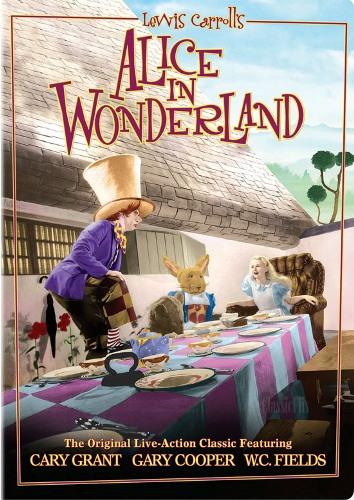 Алиса в Стране чудес / Alice in Wonderland (1933)