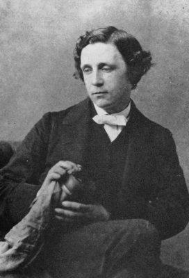 Английский писатель Льюис Кэрролл
