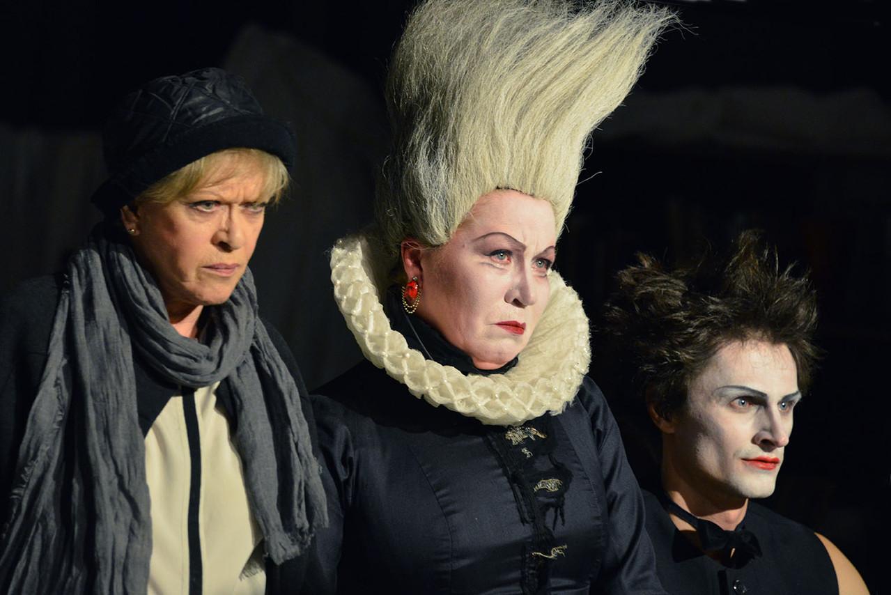 Премьера спектакля Андрея Могучего По «Алисе в стране чудес» состоится 5 февраля