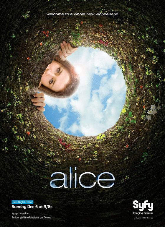 Ник Уиллинг, 2009. Экранизация Ника Уиллинга называется просто «Алиса»