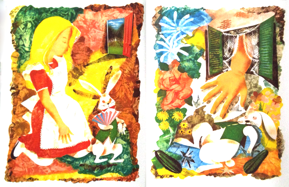 В галерее иллюстрации американского писателя и иллюстратора — Леонарда Вайсгарда
