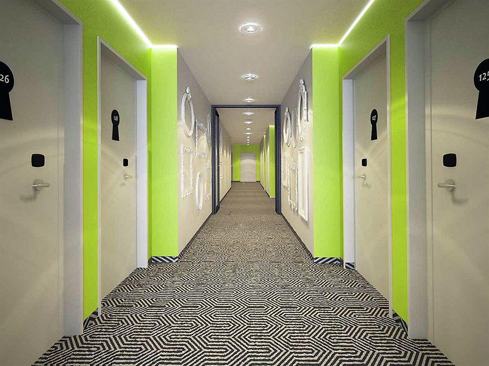 Отель Ibis Styles Wrocław Centrum (Польша