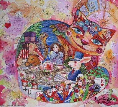 Приемное отделение Морозовской больницы похоже на сказку «Алиса в стране чудес».
