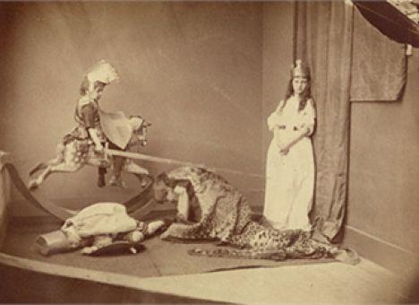 Одна из работ Кэрролла, датированная 26 июня 1875 года