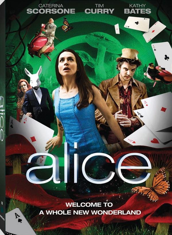 «Алиса в Стране Чудес» (2009, 1 сезон, 4 серии)