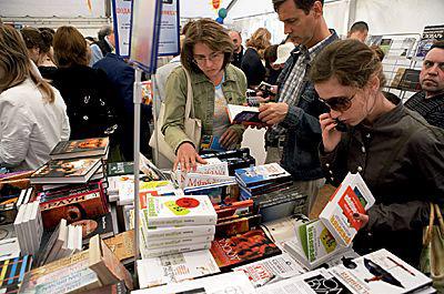 В Красноярске открывается книжная ярмарка