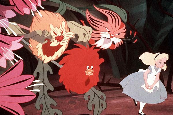 "Экранизации ""Алиса в стране чудес"""