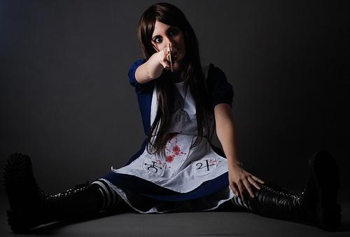 Спросите Алису (Джош Мандел об игре American McGee's Alice)