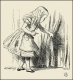 John Tenniel - Alice key 1865