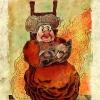 """""""Алиса в стране чудес"""". Художник: Shann (Россия)"""