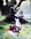 Невероятные приключения Алисы в стране чудес, проиллюстрированные Грегом Хильдебрандтом (Greg Hildebrandt)