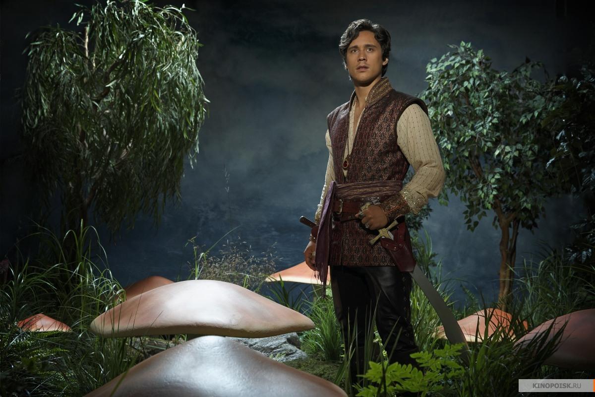 Питер Гадиот в сериале Однажды в стране чудес / Once Upon a Time in Wonderland