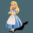 Иконки в стиле Алиса в стране чудес