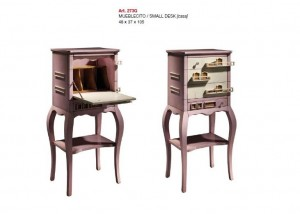 Lola Glamour создала сказочную мебель