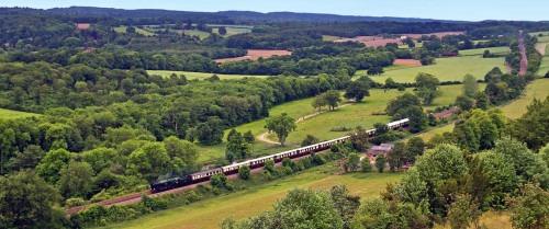 Поезд Belmond British Pullman