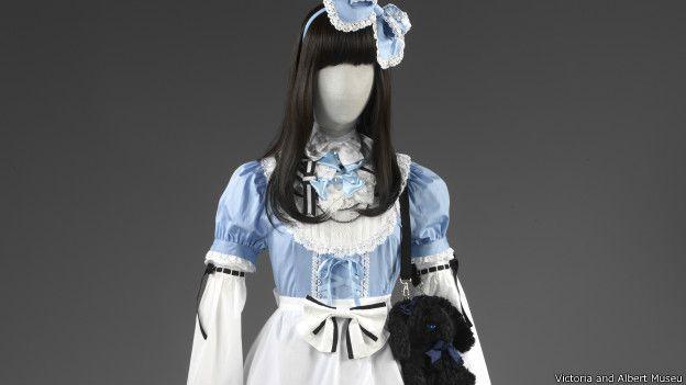 Японская Алиса - это вечная нимфетка, готовая к приключениям